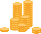 Cash ISA Slider Icon